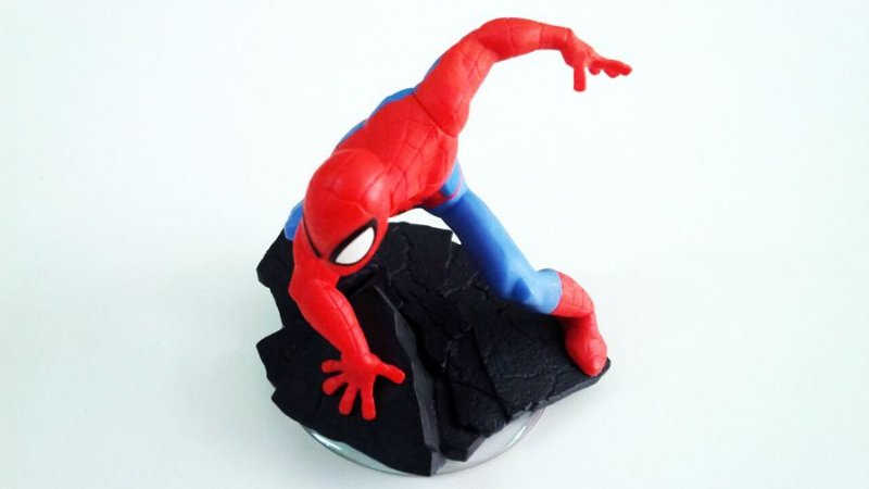 Spider-Man Disney Infinity 2.0 (usado)