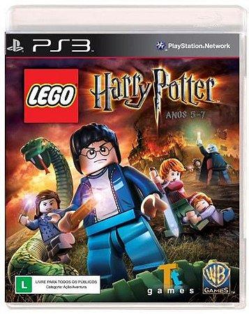 Lego Harry Potter: Anos 5-7 - PS3