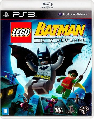 Lego Batman: The Videogame - PS3