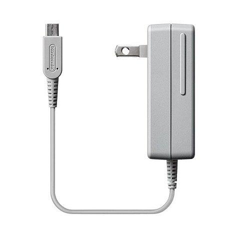 Fonte Carregador Nintendo Original 110V - New3DS/3DS XL/3DS/2DS