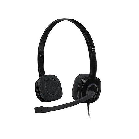 Headset Stereo Logitech H-151