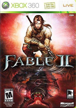 X360 Fable II (usado)