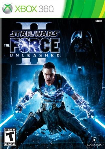 Star Wars: The Force Unleashed II - Xbox 360 (usado)
