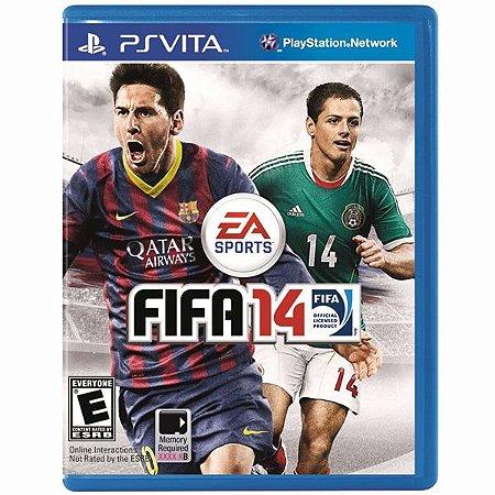 Fifa 14 - PS Vita (usado)