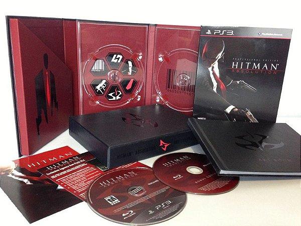 Hitman: Absolution - Professional Edition PS3 (usado)