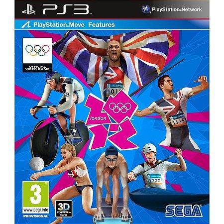 London 2012 - PS3 (usado)