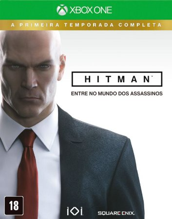 Hitman: Primeira Temporada Completa - Xbox One (usado)