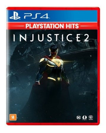 Injustice 2 Hits - PS4
