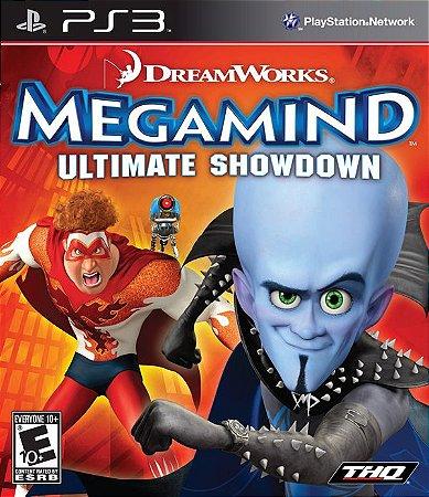 Megamind: Ultimate Showdown - PS3 (usado)