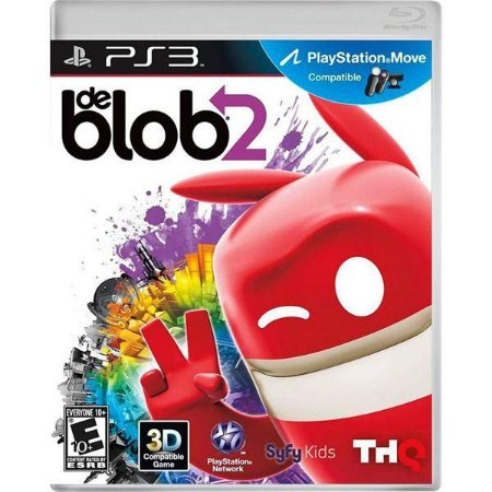 DE BLOB 2 USADO (PS3)