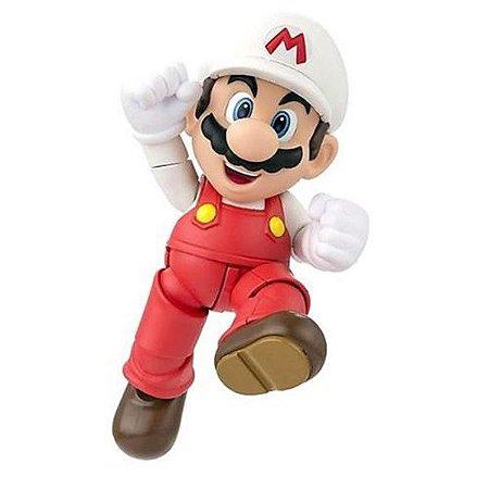 Mario Fire: Super Mario Bros - Bandai S.H.Figuarts