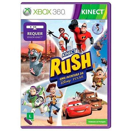 KINECT RUSH (X360)