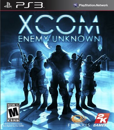 X-com: Enemy Unknown - PS3 (usado)