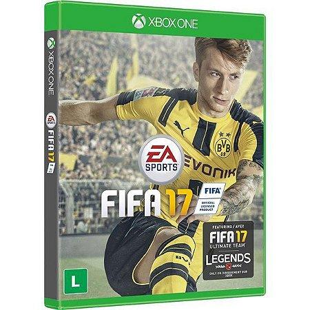 Fifa 17 - Xbox One (usado)