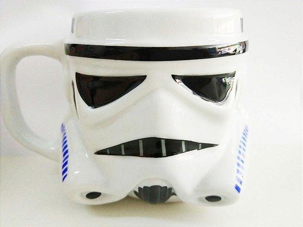 Caneca Stormtrooper: Star Wars - Porcelana