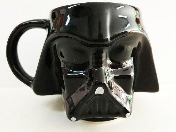 Caneca Darth Vader: Star Wars - Porcelana