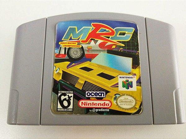 MRC - N64 (usado)
