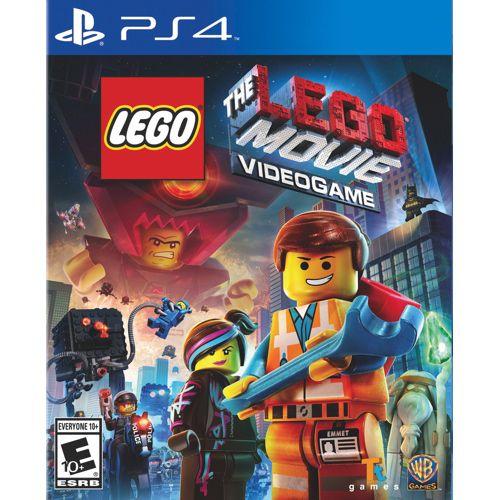 Lego: The Movie - PS4 (usado)