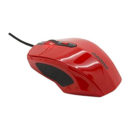 Mouse Xenon Ozone Vermelho 3500DPI USB