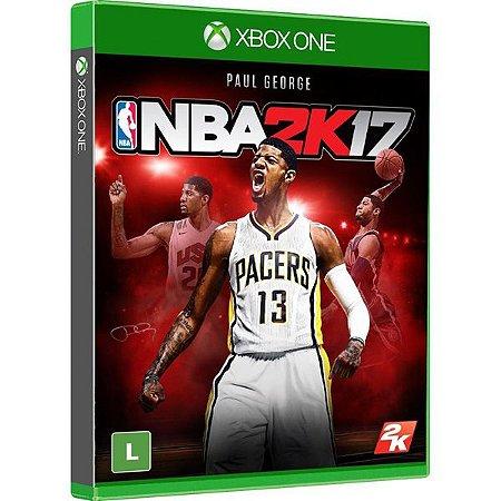 NBA 2K17 - Xbox One (usado)