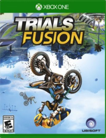 Trials Fusion - Xbox One (usado)