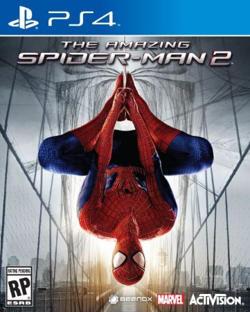 The Amazing Spider-Man 2 - PS4 (usado)