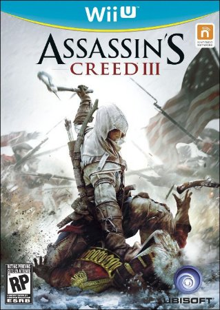 Assassin´s Creed 3 - Wii U (usado)