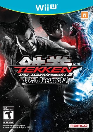 Tekken Tag Tournament 2: Wii U Edition - Wii U (usado)