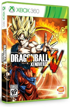 Dragon Ball Xenoverse - Xbox 360 (usado)
