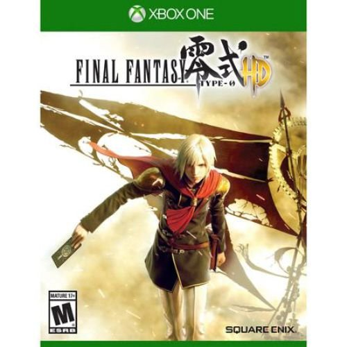 Final Fantasy: Type 0 HD - Xbox One (usado)