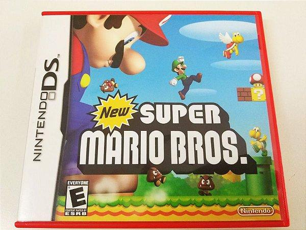 New Super Mario Bros - DS (usado)