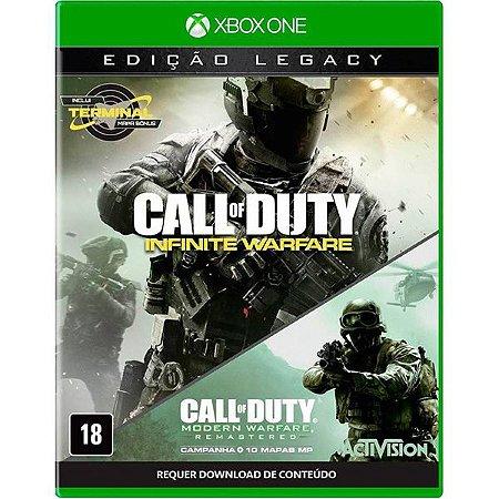 Call of Duty Infinite Warfare: Legacy - Xbox One