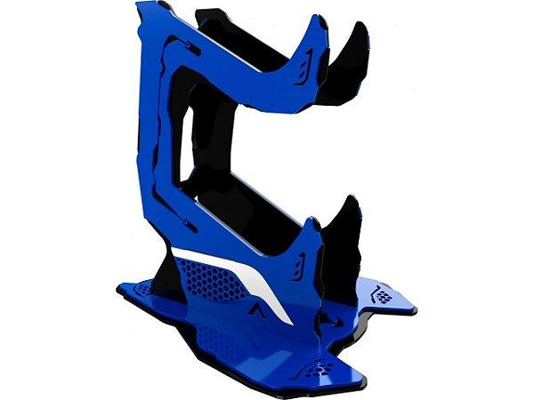 Suporte Controller Rise Alien Black/Blue