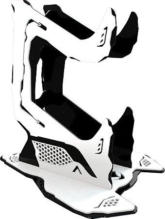Suporte Controle Rise Alien Pro Black and White