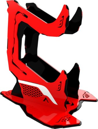Suporte Controle Rise Alien Pro Black and Red