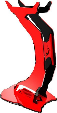 Suporte Headset Rise Alien Black/Red