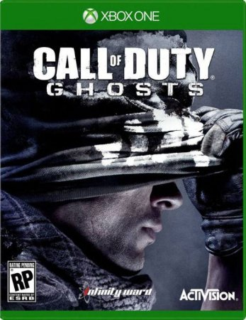 Call of Duty: Ghosts - Xbox One (usado)