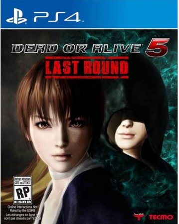 Dead or Alive 5: Last Round - PS4 (usado)