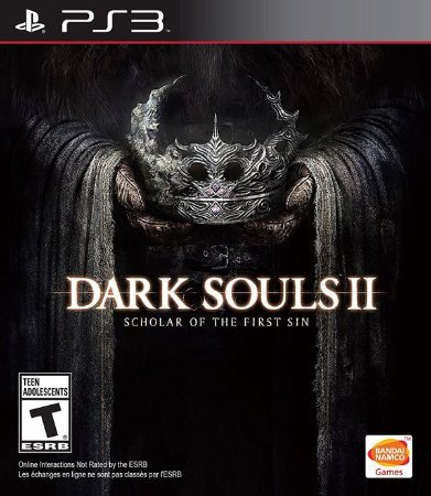 Dark Souls 2: Scholar of The First Sin - PS3 (usado)