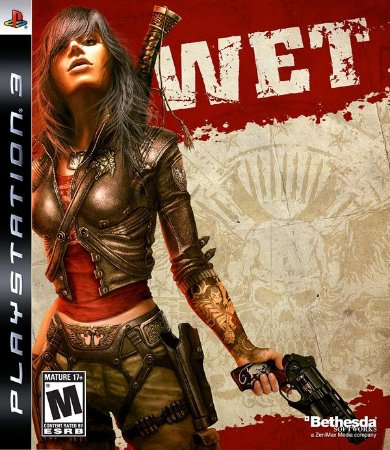 WET - PS3 (usado)