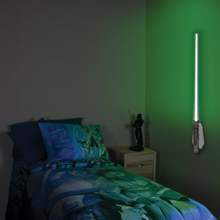 Luminária Sabre de Luz Luke Skywalker: Star Wars - Uncle Milton