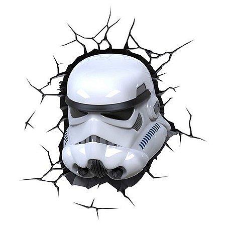 Luminaria Stormtrooper Star Wars - 3D Light FX