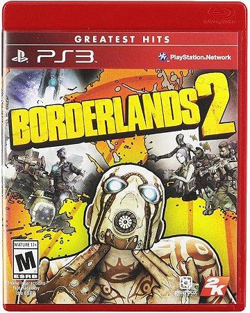 Borderlands 2 Hits - PS3