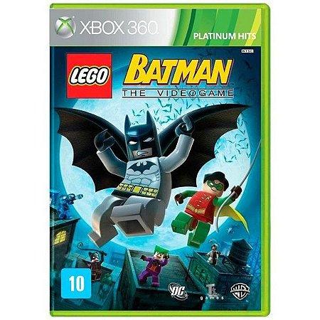 Lego Batman: The Videogame - Xbox 360