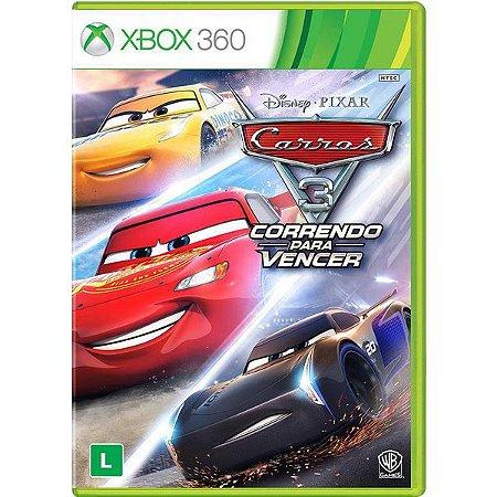 Carros 3: Correndo Para Vencer - Xbox 360