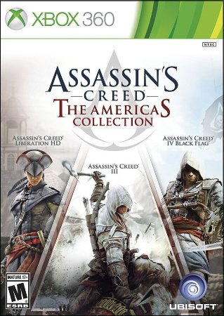 Assassin´s Creed: The Americas Collection - Xbox 360