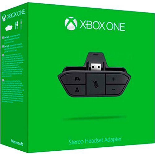 Adaptador de Headset Estéreo - Xbox One
