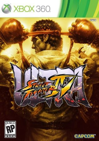 Ultra Street Fighter IV - Xbox 360 (usado)