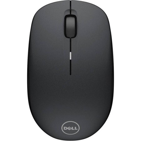 Mouse Dell Wireless WM126 USB Preto