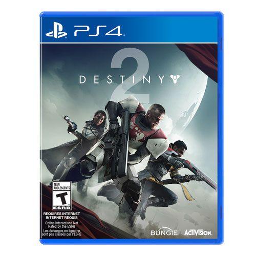 Destiny 2 - PS4 (usado)
